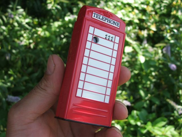 K6 mobile telephone box