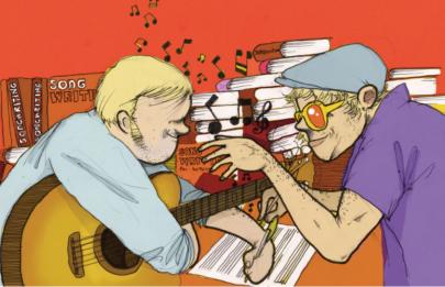 Illustration by Andy Watt